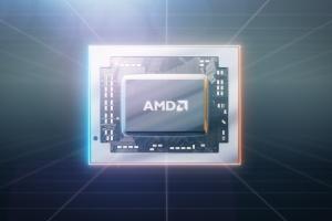 AMD 7th Gen 3D Model