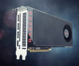 AMD Radeon RX 480 GPU