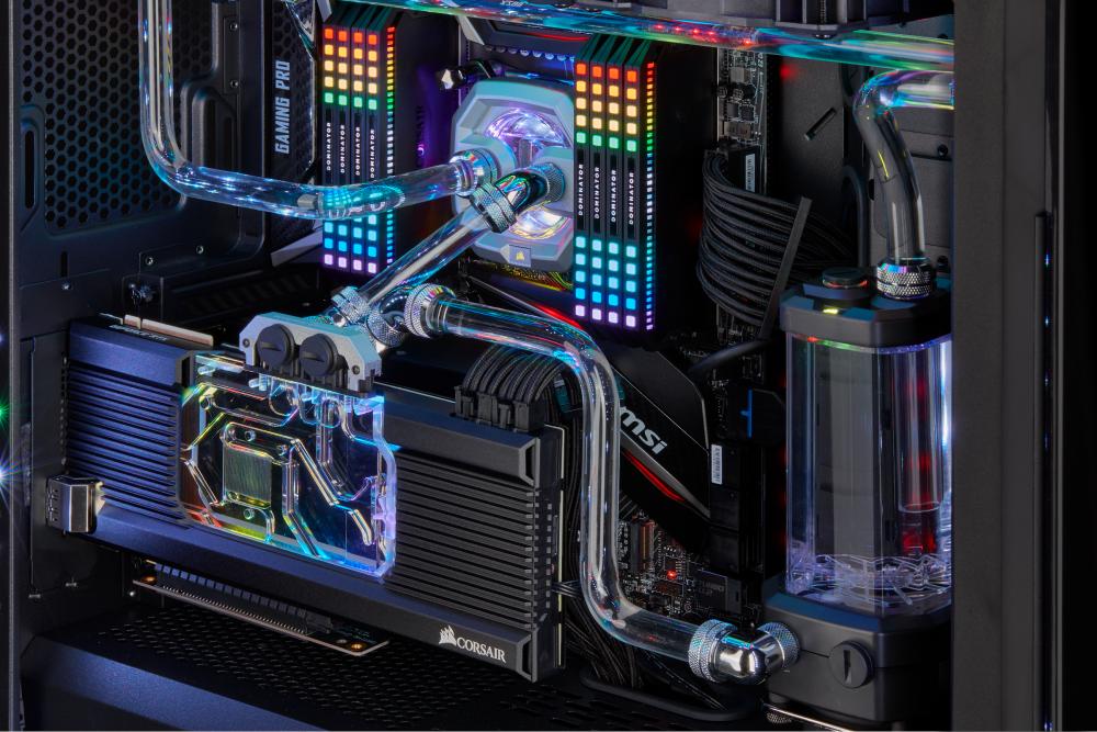 Introducing the CORSAIR Hydro X Series – Because the Best