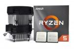 مراجعة معالجات AMD Ryzen 5 3600x و Ryzen 5 3600 !